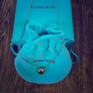 Tiffany & Co Citrine pendant necklace